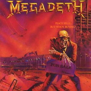 Cover - Megadeth: Peace Sells... But Who's Buying?