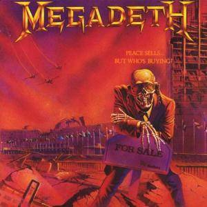 Megadeth: Peace Sells... But Who's Buying? - Cover