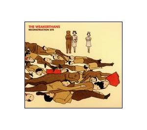 The Weakerthans: Reconstruction Site - Cover