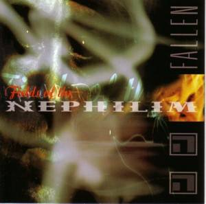 Cover - Fields Of The Nephilim: Fallen