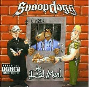 Snoop Dogg: Tha Last Meal - Cover