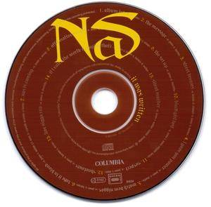 Nas: It Was Written (CD) - Bild 2