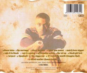 Nas: It Was Written (CD) - Bild 3