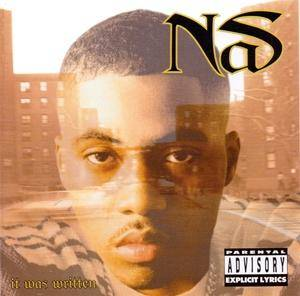 Cover - Nas: It Was Written