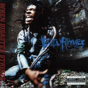 Busta Rhymes: When Disaster Strikes - Cover