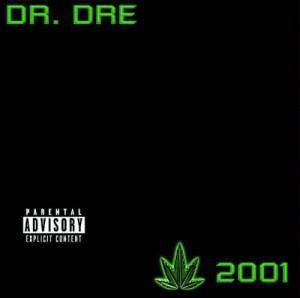 Dr. Dre: 2001 - Cover