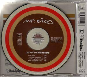 Mr. Oizo: Flat Beat (Single-CD) - Bild 3