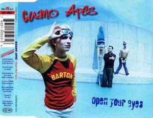Guano Apes: Open Your Eyes (Single-CD) - Bild 2