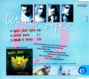 Guano Apes: Open Your Eyes (Single-CD) - Bild 3