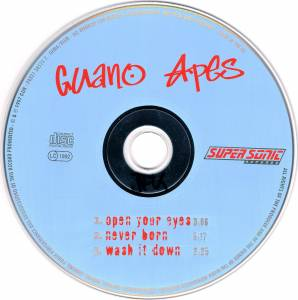 Guano Apes: Open Your Eyes (Single-CD) - Bild 4