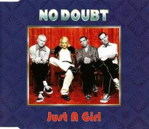 Cover - No Doubt: Just A Girl