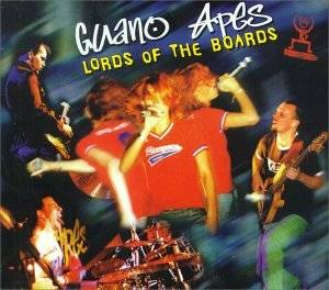 Guano Apes: Lords Of The Boards - Cover