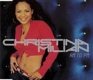 Cover - Christina Milian: AM To PM