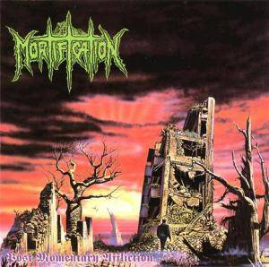 Mortification: Post Momentary Affliction - Cover