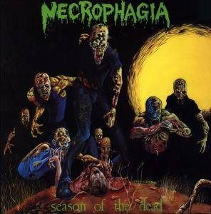 Necrophagia: Season Of The Dead - Cover