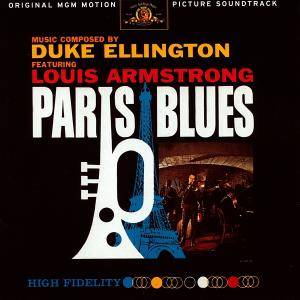 Cover - Louis Armstrong & Duke Ellington: Paris Blues