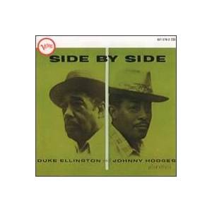 Duke Ellington & Johnny Hodges: Side By Side - Cover