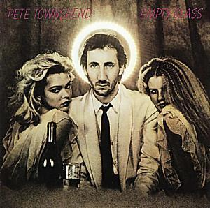 Pete Townshend: Empty Glass - Cover