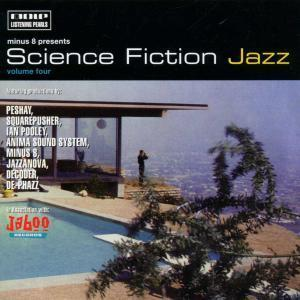 Science Fiction Jazz Vol. 4 - Cover