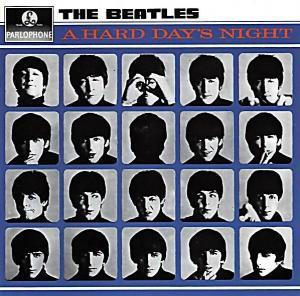 Beatles, The: Hard Day's Night, A - Cover