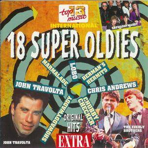 Cover - American Breed, The: 18 Super Oldies International Extra 1995
