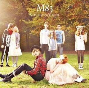 M83: Saturdays=Youth - Cover