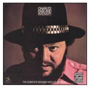 Cover - Charles Earland: Intensity