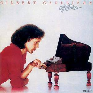 Gilbert O'Sullivan: Off Centre - Cover