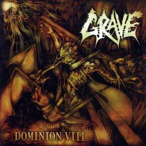 Cover - Grave: Dominion VIII