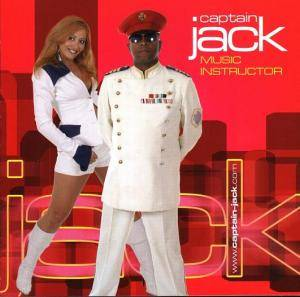 Cover - Captain Jack: Music Instructor