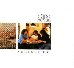 S.T.S.: Augenblicke - Cover