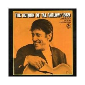 Cover - Tal Farlow: Return Of Tal Farlow / 1969, The