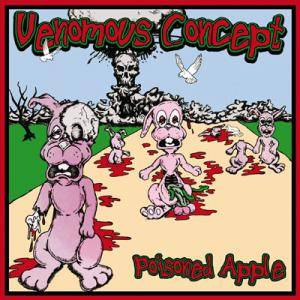Venomous Concept: Poisoned Apple - Cover