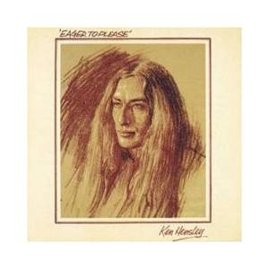 Cover - Ken Hensley: Eager To Please