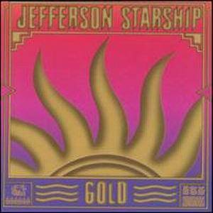 Jefferson Starship: Gold - Cover