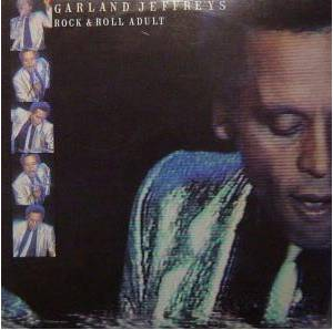 Garland Jeffreys: Rock & Roll Adult - Cover