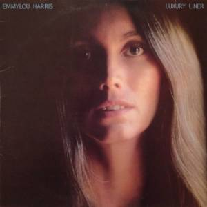 Cover - Emmylou Harris: Luxury Liner