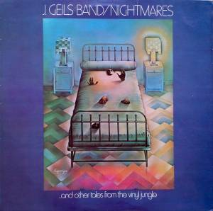 Cover - J. Geils Band, The: Nightmares