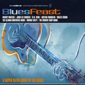 BluesFeast: a super sized serve of the Blues - Cover