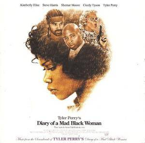 Cover - Tamia: Music From The Soundtrack Of Tyler Perry's Diary Of A Mad Black Woman