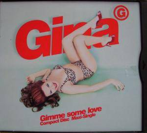 Cover - Gina G: Gimme Some Love