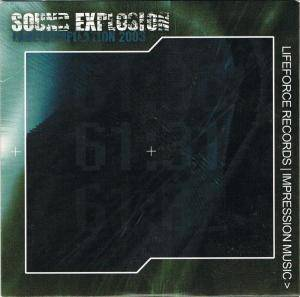 Cover - Burning Skies: Lifeforce Records / Sound Explosion Label Compilation 2003