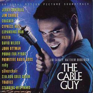 Cover - Toadies: Cable Guy - Original Motion Picture Soundtrack, The