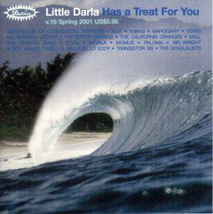 Cover - Mus: Little Darla Has A Treat For You, Vol. 16