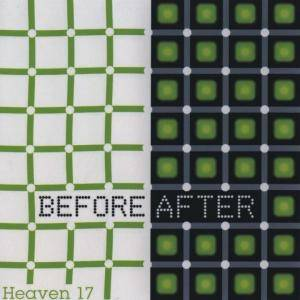 Cover - Heaven 17: Before After