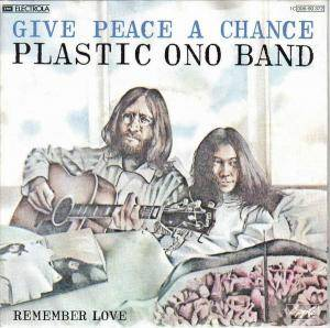 Plastic Ono Band: Give Peace A Chance - Cover