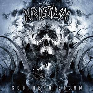 Krisiun: Southern Storm - Cover