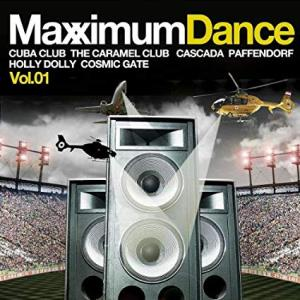 Maximum Dance Vol. 01 - Cover
