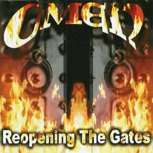 Omen: Reopening The Gates - Cover