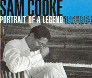Sam Cooke: Portrait Of A Legend 1951-1964 - Cover
